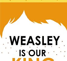 Weasley is our King by SherlockPotter