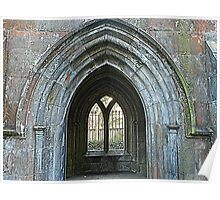 Lets go through the arched window! Poster
