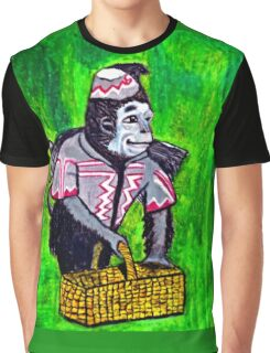 WIZARD OF OZ FLYING MONKEY Graphic T-Shirt