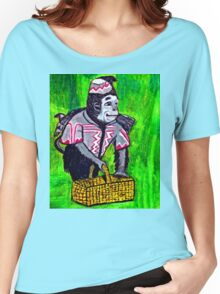 WIZARD OF OZ FLYING MONKEY Women's Relaxed Fit T-Shirt