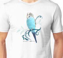 Blue Parakeet Unisex T-Shirt