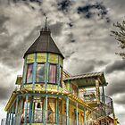 Goldfield Ghost Town - The Bordello  by Saija  Lehtonen