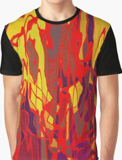 0656 Abstract Thought Graphic T-Shirt