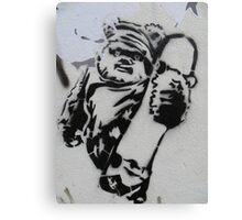 Brick Lane 17/5/12 pt 7 Canvas Print