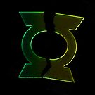Green Lantern Teaser Poster by Sir-Ibbington