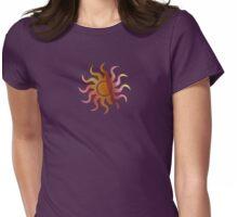 Tulip - JUSTART © Womens Fitted T-Shirt