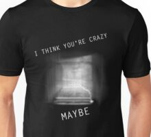 Kid A Series- Crazy Maybe Unisex T-Shirt