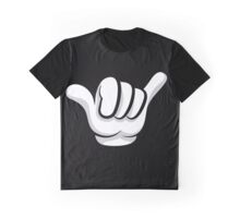 Hang loose fingers Graphic T-Shirt