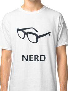 Nerd (Geek / Glasses) Classic T-Shirt