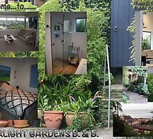 Fairlight Gardens B.& B., homestay, in  Fairlight, near Manly. Bob Reed.  by MrJoop