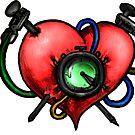 Heart Attack by sensameleon