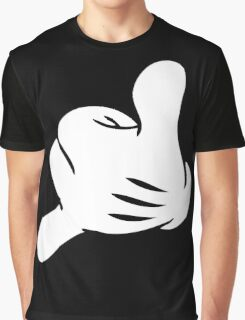 Funny Surf fingers - Shaka hand Graphic T-Shirt