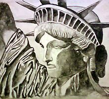 Statue of Liberty by effzed