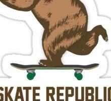 Skate Republic Sticker