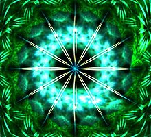 Green Compass by KimSyOk