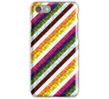 Colourful Stripe Case iPhone Case/Skin