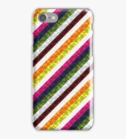 Colourful Stripe Case iPhone Case/Skin