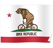 BMX Republic Poster