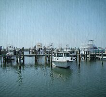 Teach's Lair Marina - Hatteras Village - Outer Banks by MotherNature
