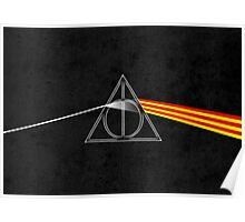 the darkside of the deathly hallows Poster