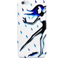 Rain Goddess Illuminated iPhone Case/Skin