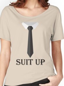 Suit Up - How I Met Your Mother Women's Relaxed Fit T-Shirt
