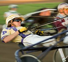 Harness Racing by Bob Christopher