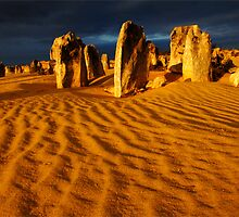 Nambung Desert by Bob Christopher