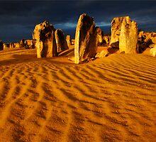 Nambung Desert by Bob Christopher