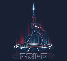 TRON-PRIME One Piece - Short Sleeve
