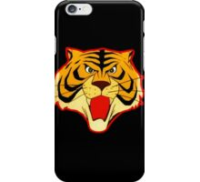 Tiger Mask, the mask of the warrior iPhone Case/Skin