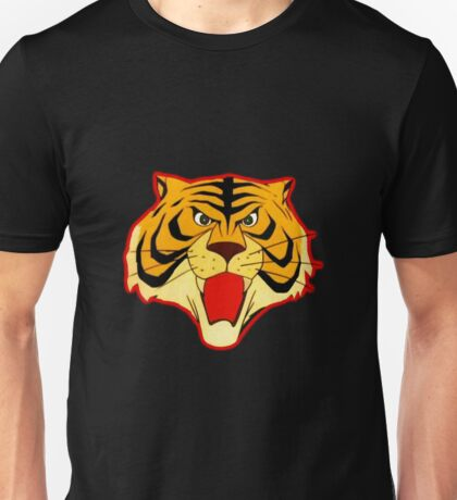 Tiger Mask, the mask of the warrior Unisex T-Shirt