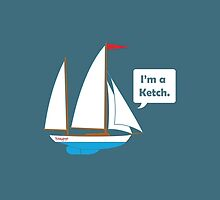 I'm a Ketch. by Namuginga