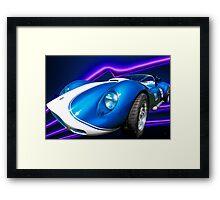 Lister 454 Framed Print
