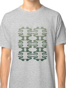 Hebi Snake Repetition  Classic T-Shirt