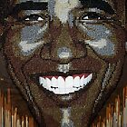 "President Obama ""Wet Paint"" by andrewoolery"