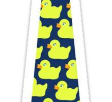 Ducky Tie - How I Met Your Mother Sticker
