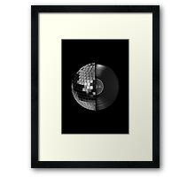 Disco Framed Print