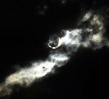 Annular Eclipse 2012 by Jon  Johnson