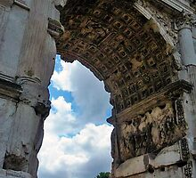 """The Arch of ConstantineI"" by Micah Samter"