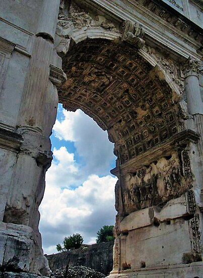 """The Arch of ConstantineI"" by mls0606"