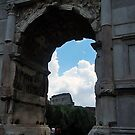 """""""The Arch of Constantine IV"""" by Micah Samter"""
