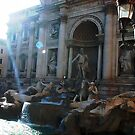 """""""The Trevi Fountain I"""" by Micah Samter"""
