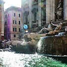 """""""The Trevi Fountain III"""" by Micah Samter"""