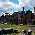"""The Roman Forum II"" by mls0606"