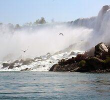 Niagara Falls by WDaRos714
