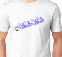 """Tank Wolf"" Unisex T-Shirt"