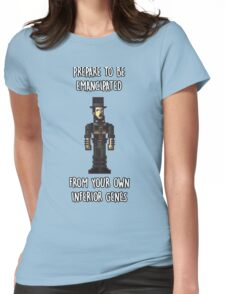 Abradolph Lincler Womens Fitted T-Shirt
