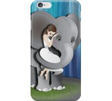 Twisted - Wild Tales: Kyna and the Elephant iPhone Case/Skin