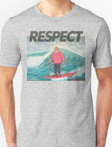 Respect the Soul Surfer T-Shirt